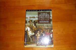 Early Modern England: 1485-1714 (Second Edition)
