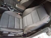 REDUCED PRICE Audi A4 S line Convertible Cabriolet Recaro Inflatable Adjustable Seats with Airbags