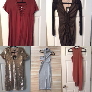 Over 50 pieces of Women's clothing