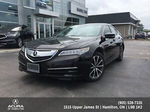 2015 Acura TLX Tech ALL WHEEL DRIVW-- NAVIGATION!