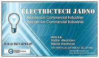 Master Electrician (bilingual)