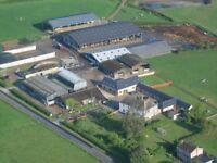 Part-time Farm Worker on modern dairy farm near Wootton Bassett