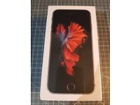 Iphone 6s 32GB BOXED SEALED UNLOCKED IN SPACE GRAY