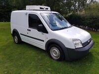 2009 (58) FORD TRANSIT CONNECT T200 L75 REFRIGERATED MOT NOVEMBER 2017 RECENT CLUTCH REPLACEMENT