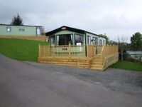 For Sale Cheap Static Caravan Holiday Home Sited Causey Hill Hill Holiday Park Hexham Northumberland