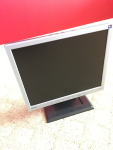 "BenQ 19"" LCD Monitor FP931 Black-Silver 16ms"