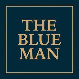 Chef de Partie & Commis Chef needed at The Blue Man Restaurant