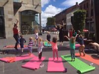 Kids Yoga Classes - Belfast, Lisburn & Carryduff