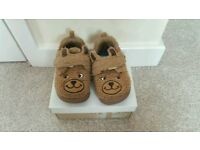 Boys Clarks Slippers - Infant size 6G