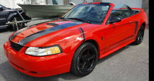 2000 Ford Mustang Cabriolet