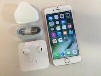 Apple iPhone 7 256GB, Rose Gold, Factory Unlocked, +APPLE WARRANTY, NO OFFERS