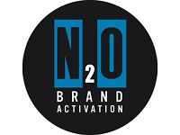 Flexible, casual work in Ashford- Become an N20 Brand Ambassador - £9-10 per hour