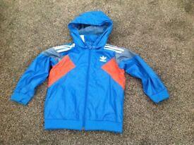 Adidas rain jacket £5.00
