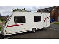 2010 Elddis Xplore 546 - 6 berth caravan - immaculate condition