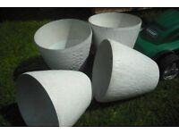 1 set of 4 universal natural super lightweight drainage system