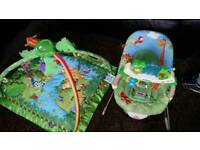 Rainforest set