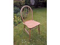 Ercol 1950's Kitchen Chair
