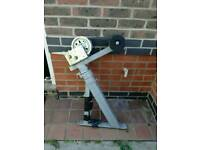 BOAT TRAILER WINCH POST & WINCH