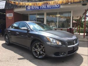 2013 Nissan Maxima 3.5SVSport,Leather,CoolSts,Camera,Roof,Bose,C