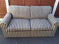 Sofa Bed, Mint Condition.