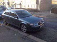 Audi A3 2.0fsi gear box gone New gear box come with car starts up very well