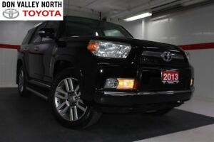 2013 Toyota 4Runner Limited Sunroof Nav Btooth BU Cameras Heated