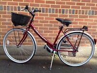 Ladies CYCLO-MAN CLASSIC CITY bicycle