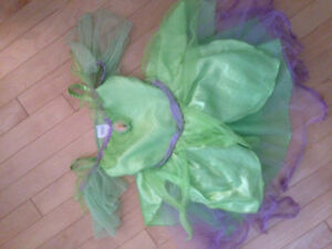 Tinkerbell Costume Size 3/4 (Free Rapunzel and Olaf)