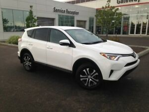 2016 Toyota Rav4 4DR SUV AWD LE Power Windows, Door Locks and Mi