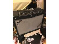 Fender mustang 4 amp