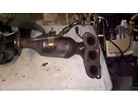WANTED Mechanic to fit a Daihatsu Sirion 1.0 catalytic converter USED