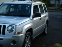 Jeep Patriot great for your first 4x4 cheap to run this is worth a look