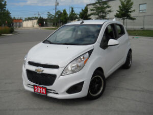 2014 Chevrolet Spark, 4 Door, Auto, Lowkm, 3/Y warranty availab