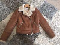 Jacket from Bershka