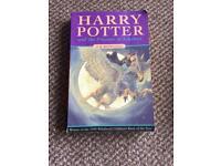 Harry Potter Books x 4