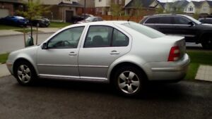 2004 VW Volkswagen Jetta  GLS Comes With Winter tires and rims