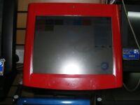 fast dual core 2ghz 4gb epos till & drawer custom colour pub fast food retail