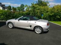 For Sale MGF Convertible