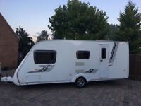 2010 Swift freestyle 550 . Owned from new, hardly used, like new . Serviced damp free. Motor mover
