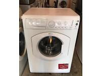 HOTPOINT WML540 WASHING MACHINE 3 MONTH WARRANTY, FREE INSTALLATION