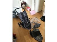 Phil & Teds pushchair - spares