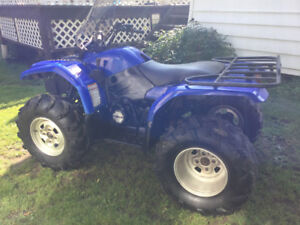2002 Yamaha Kodiac 400 Fully Automatic