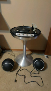 Electrohome Saturn 861 Turntable