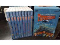 DVD BOXSET THUNDERBIRDS