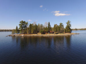 Beautiful Island Property on Lake of the Woods, Sioux Narrows