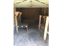 Garage For Rent £100 per Month