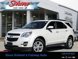 2015 Chevrolet Equinox LEATHER 1 OWNER