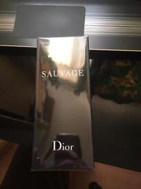 Dior sauvage 200ml brand new sealed original