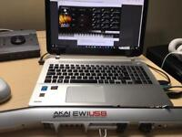 AKAI Professional EWI USB Electronic Wind Instrument - SUPERB !!