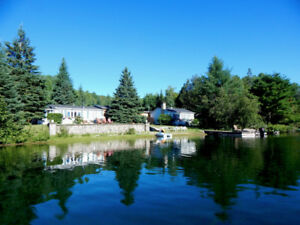 2 Cottages on Crystal Clear Lac Edja